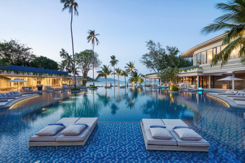 Review: Melia Koh Samui pulls off a nautical theme without being cheesy