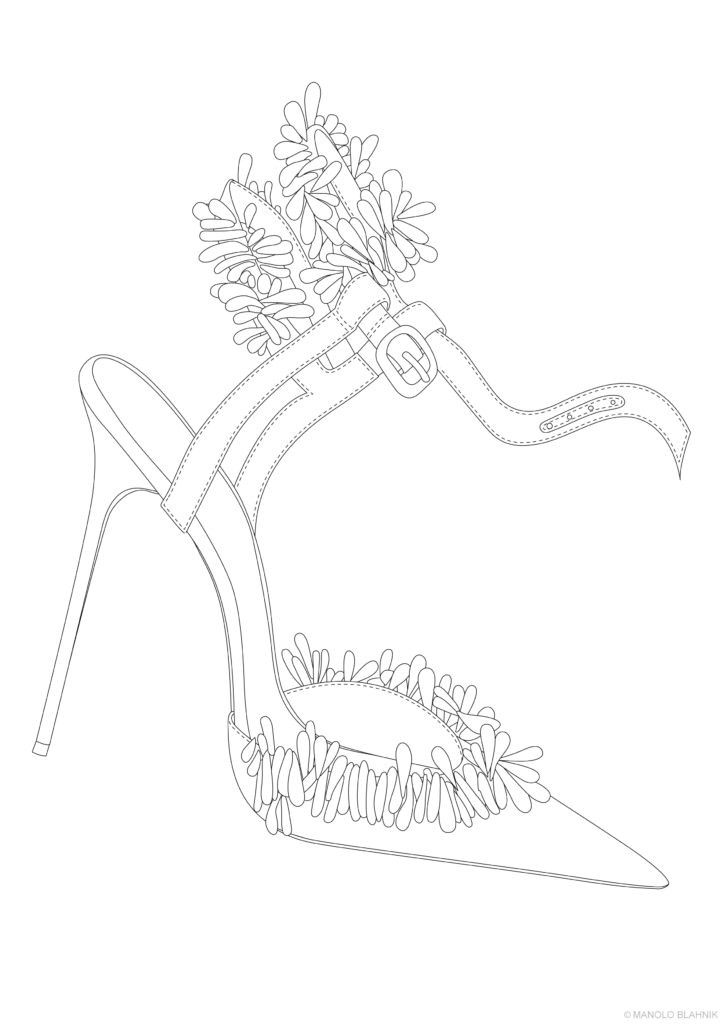 Become a shoe designer with these downloadable Manolo