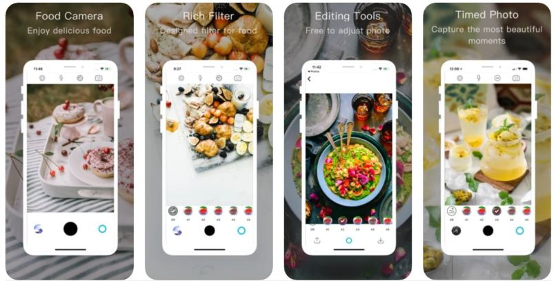 Image of food app for food apps to level up your food photography articles