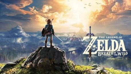 14 The Legend of Zelda Breath of the Wild