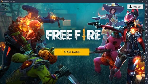 ldplayer-freefire-cke Saiba como rodar Free Fire no PC com emulador Android leve!