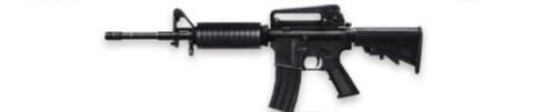 M4a1 FFB Automatic Rifle