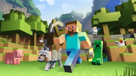 Minecraft best android game of all time