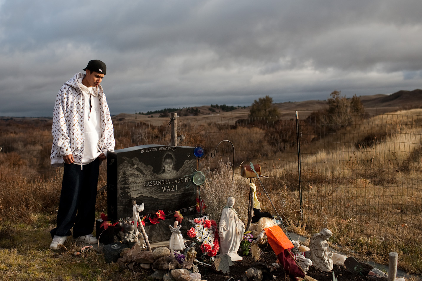 Suicide Epidemic A Generation Threatened On Pine Ridge