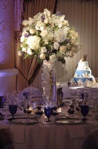 White Wedding Flower Tall Centerpieces   www.imgkid.com ...