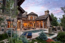 Colorado Mountain Homes Interiors