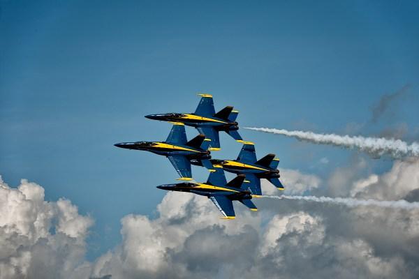 Blue Angels Navy Display Team Teams