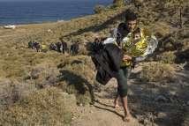 Refugees Lesbos Bronstein28 Refugee Crisis