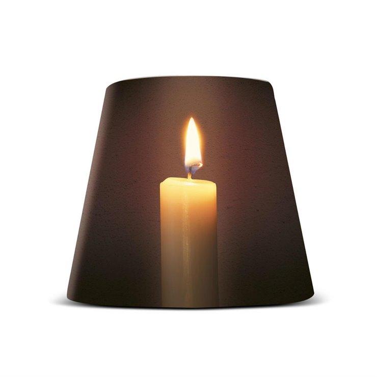 cooper cappie abat jour candlelight pour lampe edison the petit o16cm