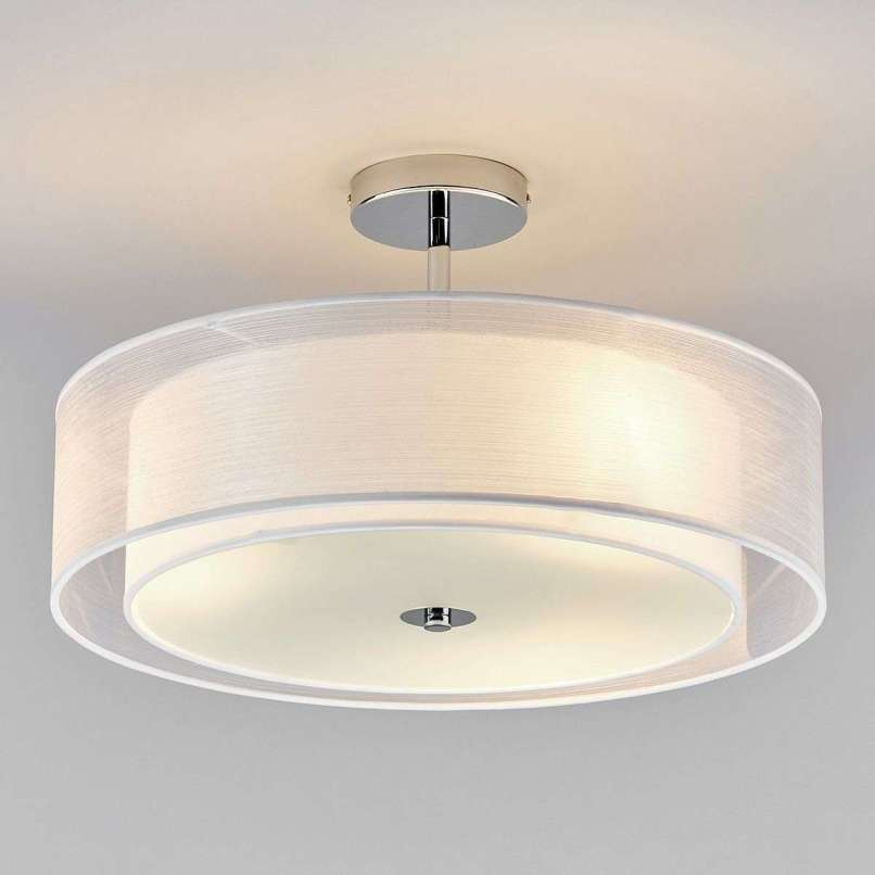 White ceiling shades uk theteenline best 25 light shades ideas on copper lighting aloadofball Images