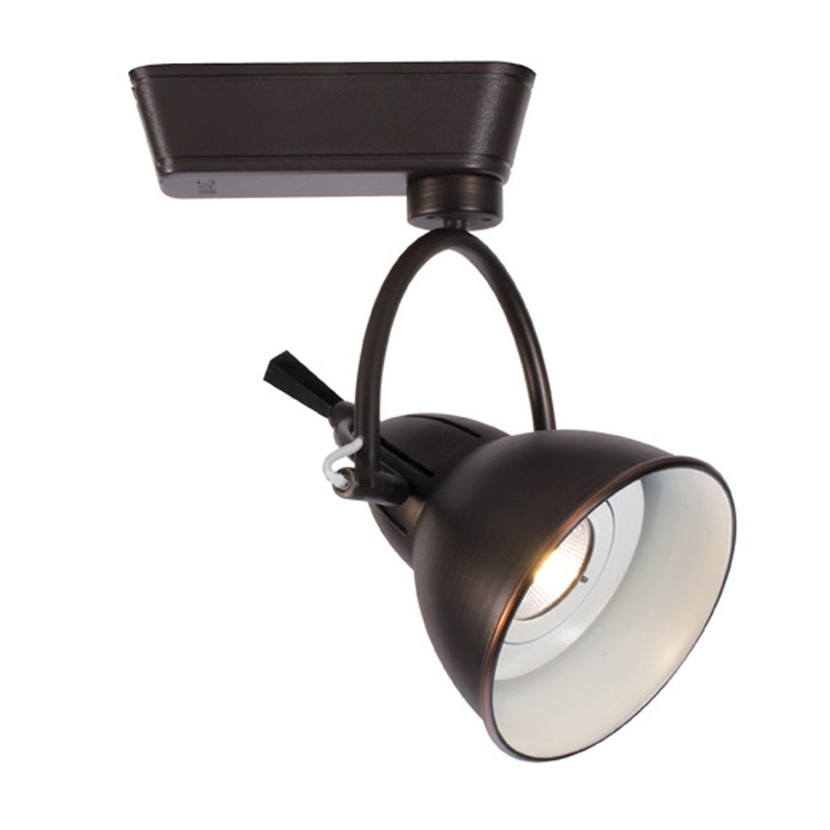 one light wall mount from the outdoor white collection by russell lighting 704hgw