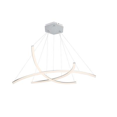w a c lighting led pendant in brushed aluminum from the radius collection pd 27803 al