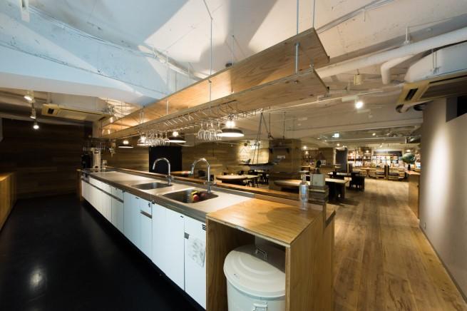 kitchen fixtures retro metal cabinets ドロドロしてて臭〜い、グリース・トラップを掃除してみました! | 株式会社lig