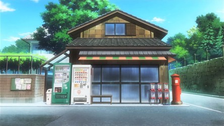 Weekly Review of Transit Place and Culture in Anime 63 like a fish in water