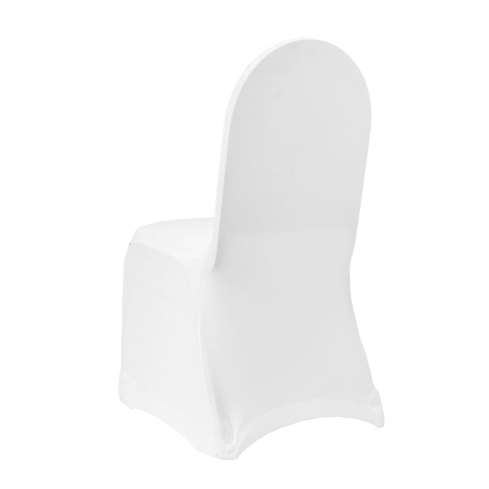 spandex banquet chair covers for sale wheelchair kid white cover by linens