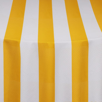 yellow chair covers tufted cabana table linen by linens