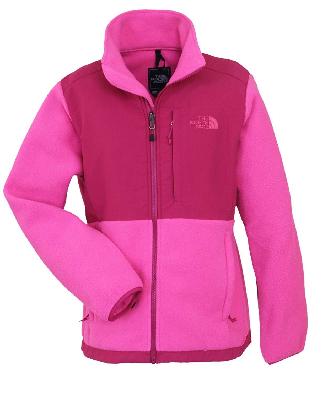 The North Face Womens Denali Jacket Linaria Pink/Fuschia Pink ANLP-D8K X-Small 715752643749   eBay