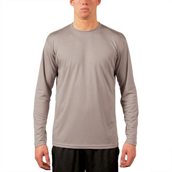 Sun Protection Long Sleeve T-Shirt for Men
