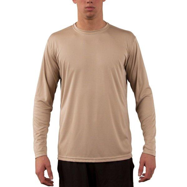 Vapor Apparel Men' Upf 50 Uv Sun Protection Long Sleeve