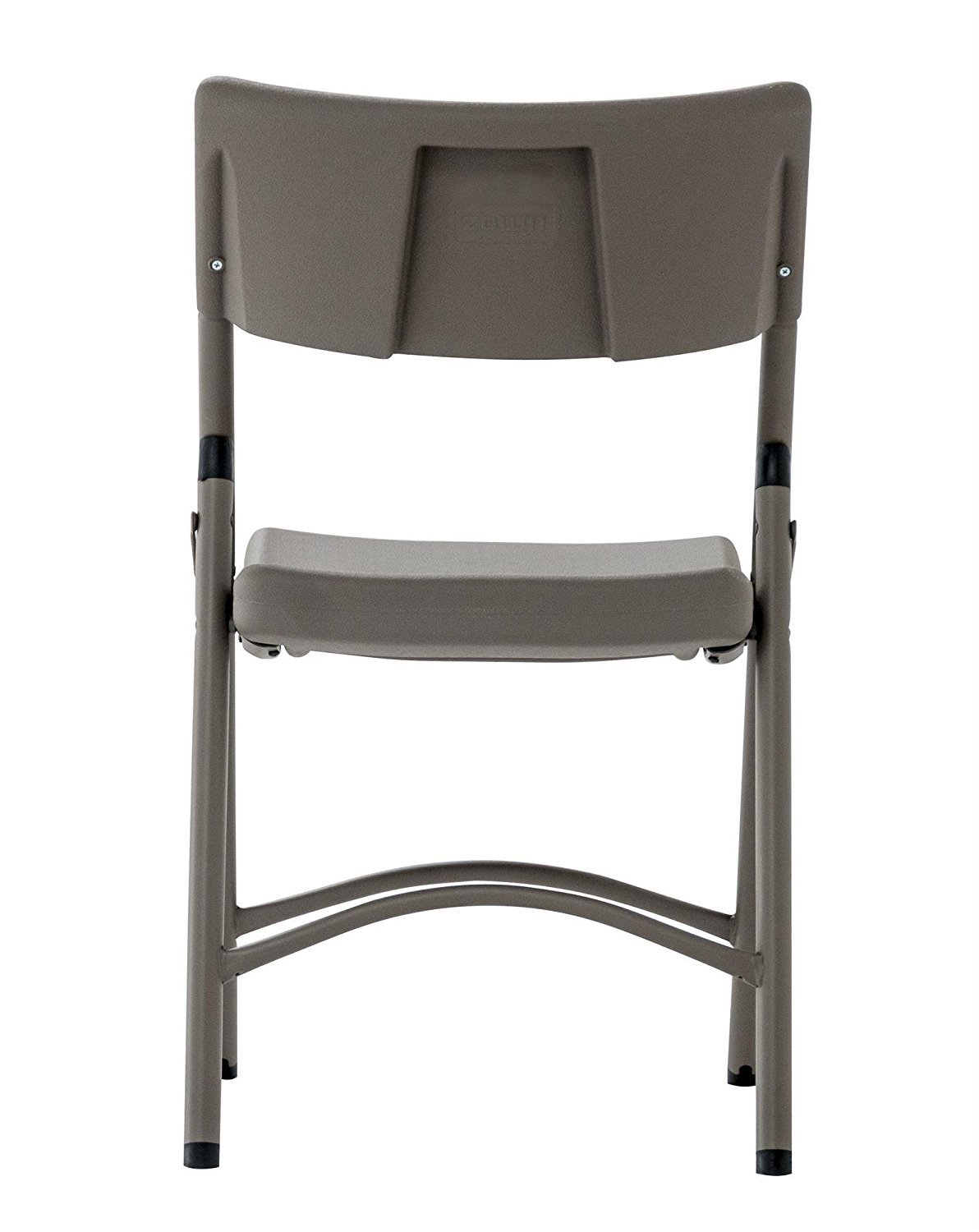 Cosco Folding Chair Details About Cosco Commercial Fan Back Resin Folding Chair