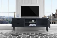 Mid-Century Modern Style TV Stand Living Room TV ...