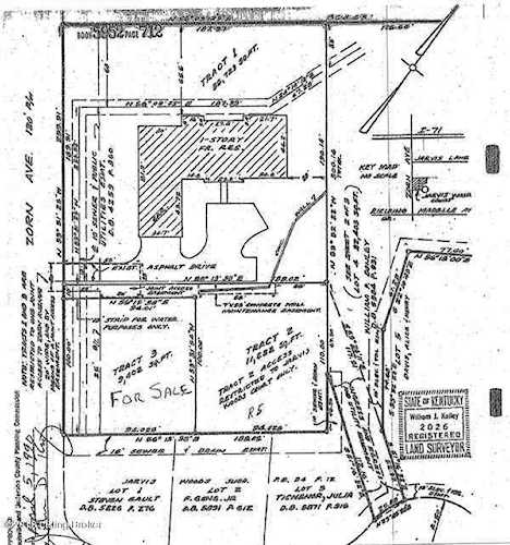 Street Map Louisville Ky Zorn