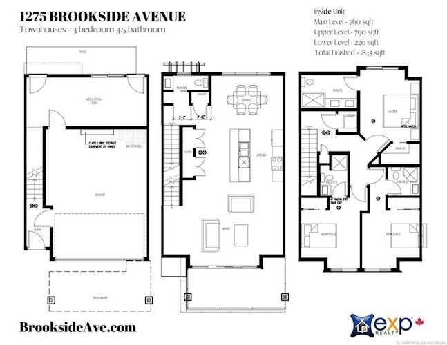 1275 Brookside Avenue #2 Kelowna BC V1Y5T5 MLS#10198159