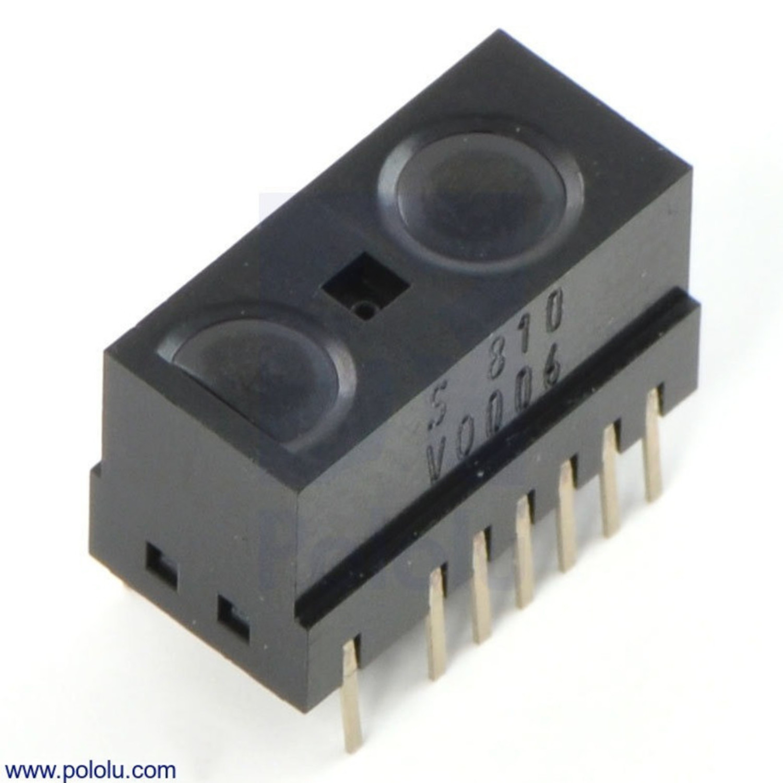 small resolution of sharp gp2y0d815z0f digital distance sensor 15cm