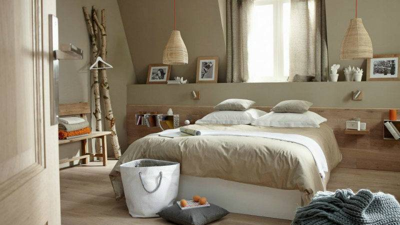 21 Inspiring Earthy Paint Colors For Bedrooms Photo Little Big Adventure