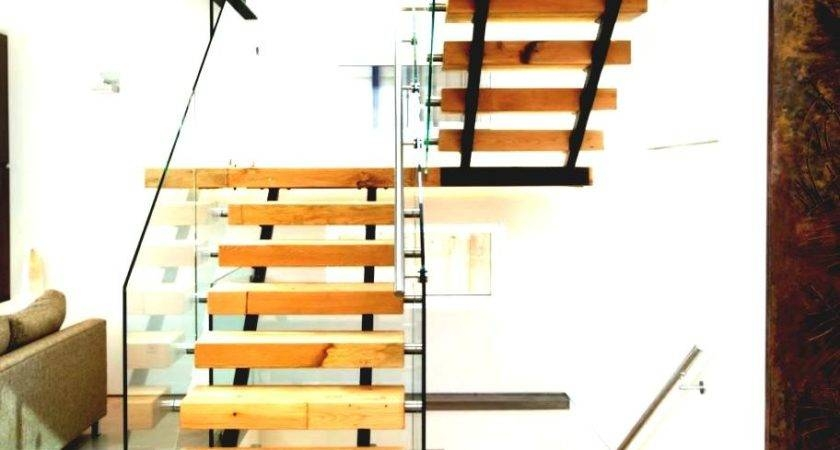 Wood Glass Staircase Railing Designs Modern Home Little Big | Modern Home Stair Railings | Single Moulding | Stainless | House | Wall Mounted | Mountain