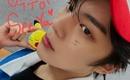 MONSTA X ミニョク 、ポケモンのサトシに変身!「バック・トゥ・ザ・アイドル2」最終回で披露(動画あり)