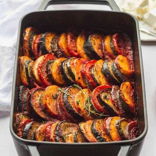 Mezes and More: X Vegan Mediterranean Recipes for Summer