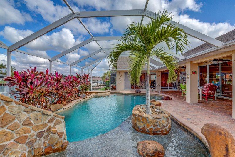 Property Cape Coral Florida Map