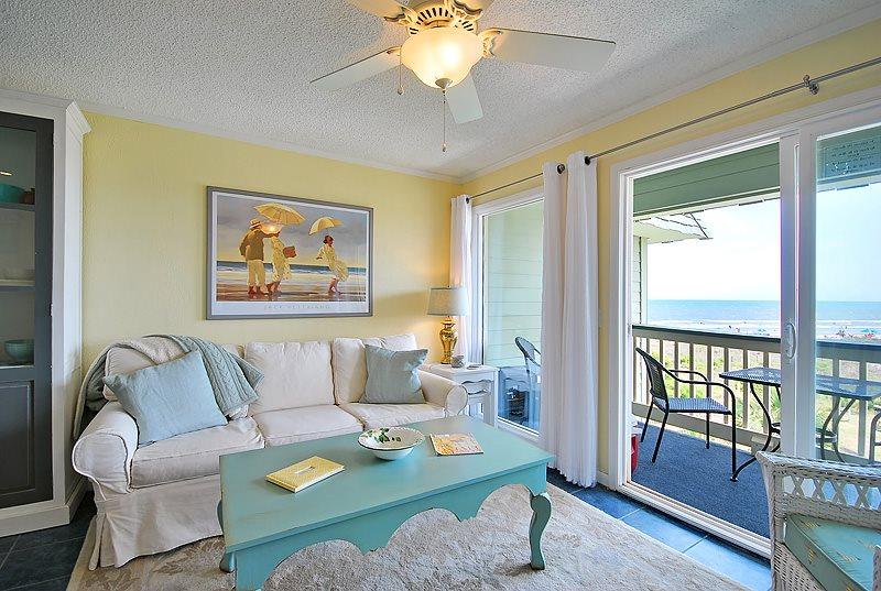 beach chair rental isle of palms diy ruffled covers wedding 304a sea cabin beautifully updated third floor