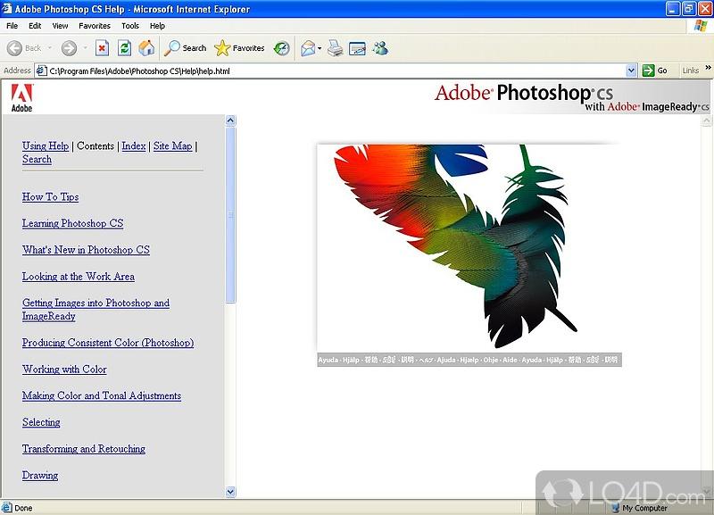 Adobe Photoshop 8 CS - Download