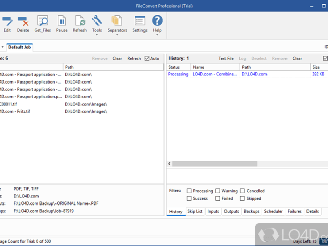 FileConvert Professional 10.1.0.21