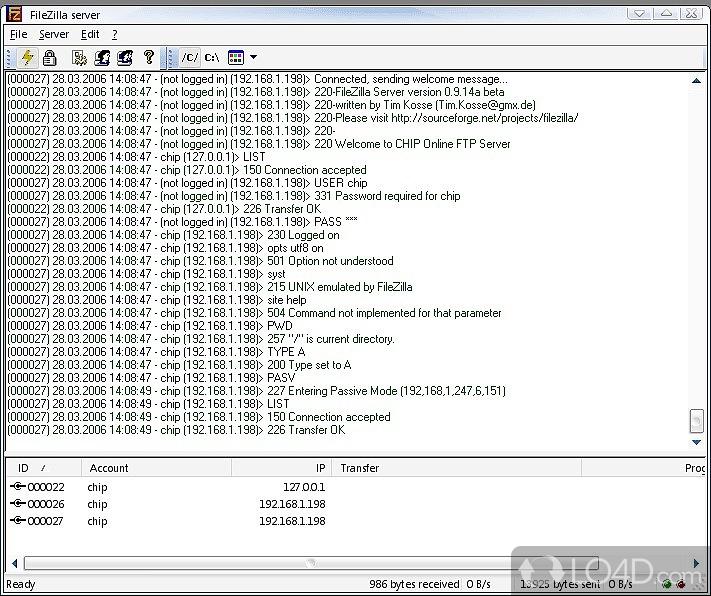 Filezilla Server Download