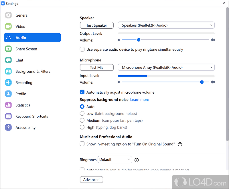 Zoom Client for Meetings - Download
