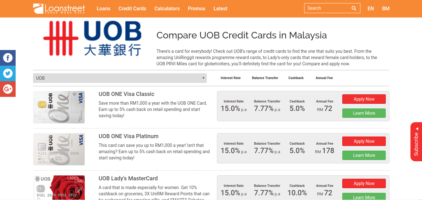 interest calculator for credit cards
