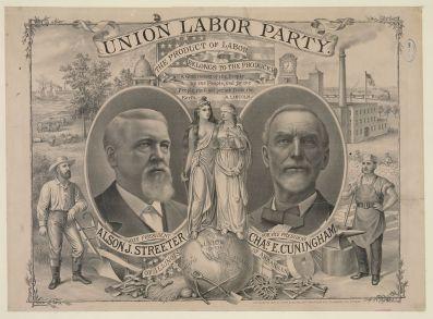 Union labor party