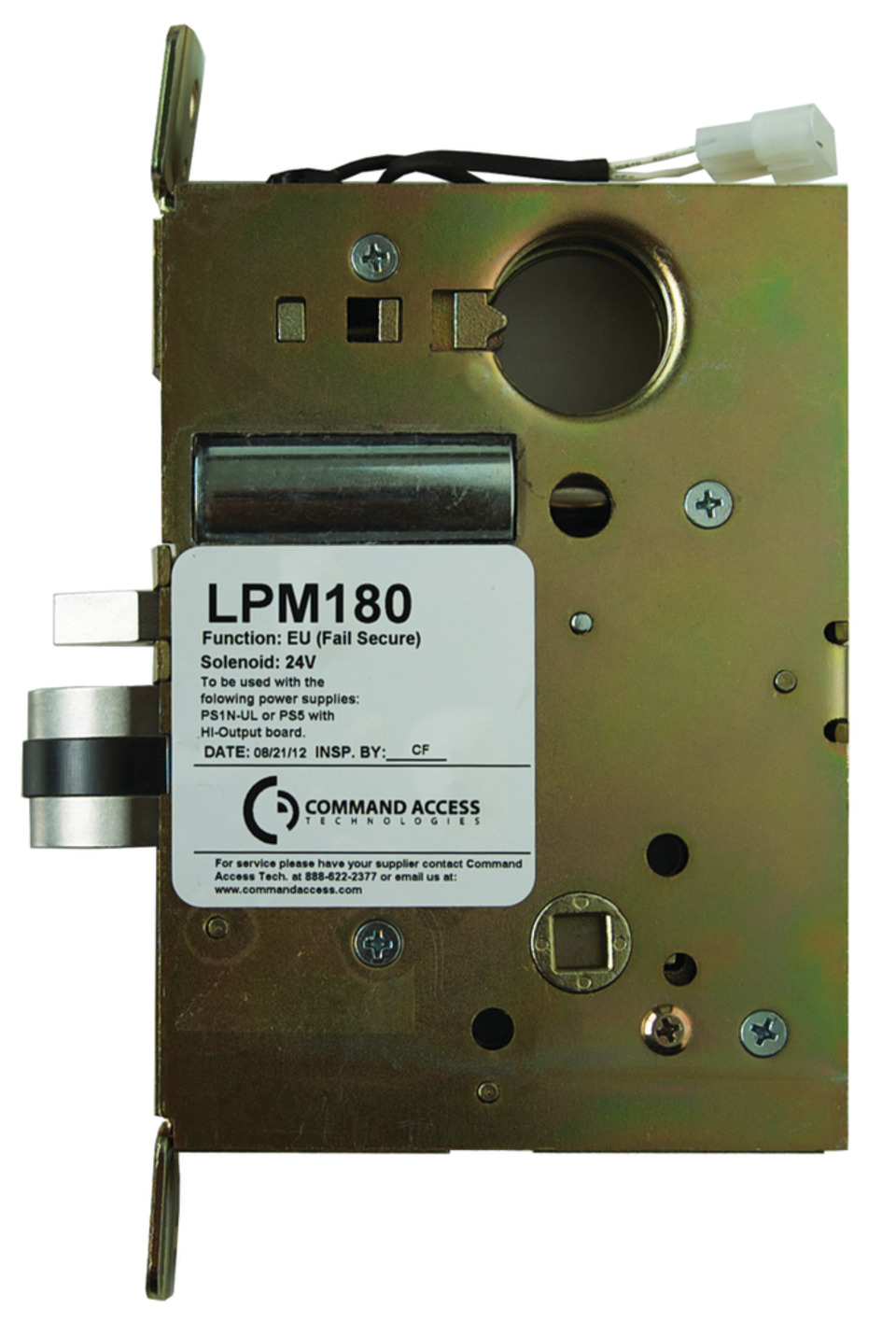hight resolution of  apc electrified mortise lock command access lpm180 on taylor wiring diagram dremel wiring diagram
