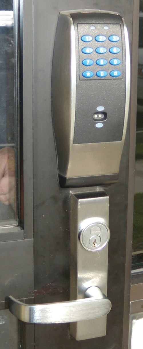 small resolution of simplex mechanical pushbutton lock
