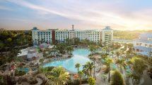 Loews Universal Orlando Resort at Sapphire Falls