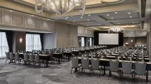 Event Space In Orleans Loews Hotel