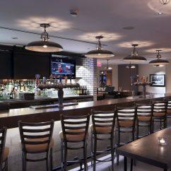 Hotel With Kitchen New York Lights Over Sink Boston Restaurant Dine And Drink Loews