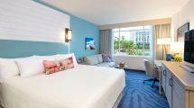 Rooms Loews Sapphire Falls Resort