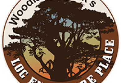 Rustic Wood Picnic Table