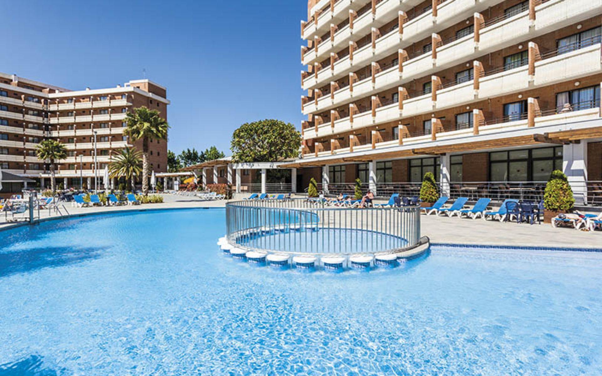 Hotel California Garden En Salou - Costa Dorada Desde 17