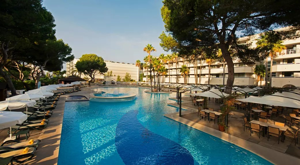 Iberostar Cristina en Playa De Palma  Mallorca desde 30