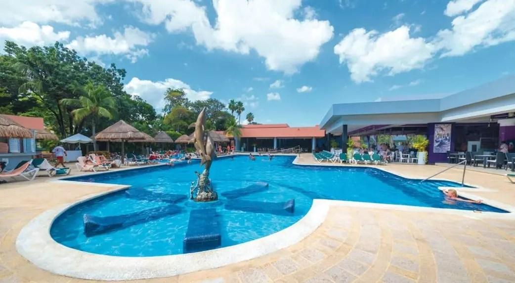Hotel Riu Lupita Playa Del Carmen Desde 76 Logitravel